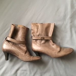 n.d.c. Shoes - n.d.c. made by hand Heeled Leather Boots