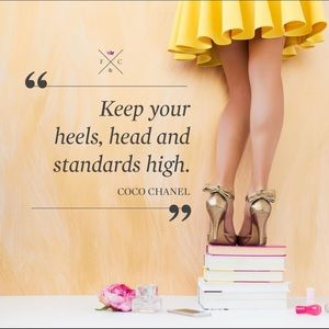 Other - Keep Your Heels High