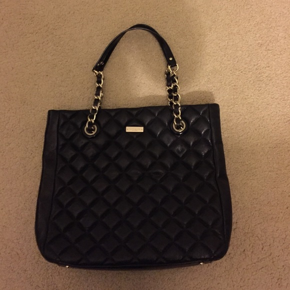 Kate Spade Bags Quilted Tote Bag By Poshmark