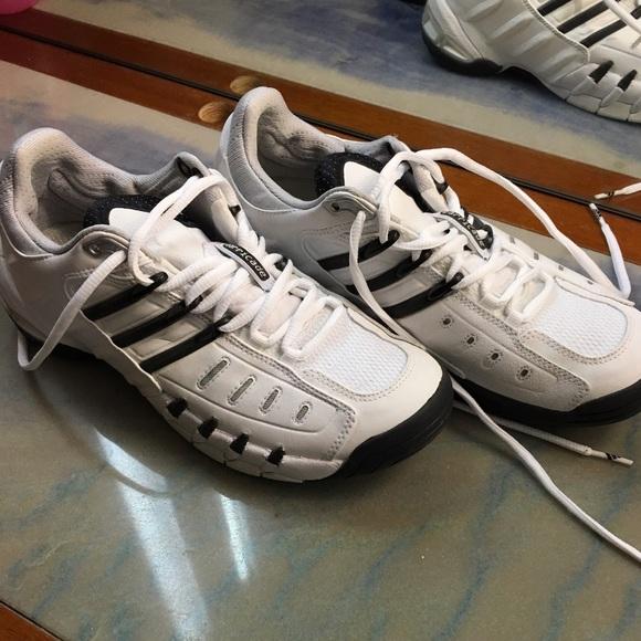 db098fb79f6 Adidas Shoes - Women s Adidas Barricade tennis shoes ...