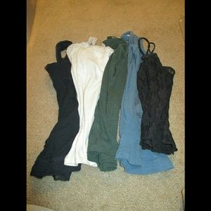 Bundle of XS tank tops