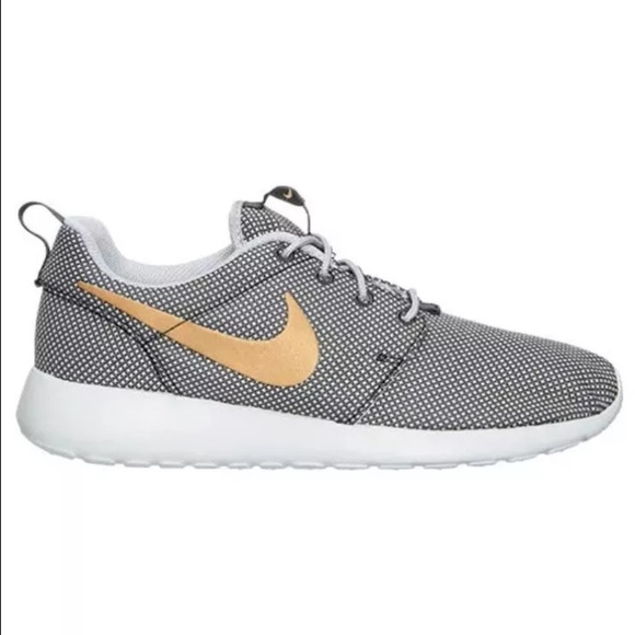 Gris Loup Nike Roshe Une Womens Anthracite