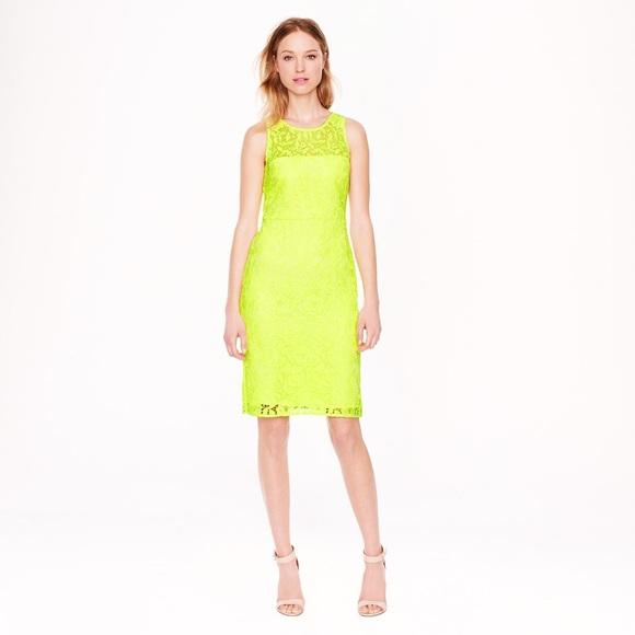 8013a310dde9 J. Crew Dresses   Skirts - 🎉HP NWOT J. Crew Lace Sheath Dress