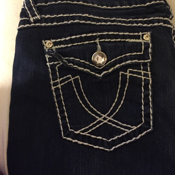 75% off L.A IDOL Denim - L.A IDOL plus size Jeans from Diamante's ...