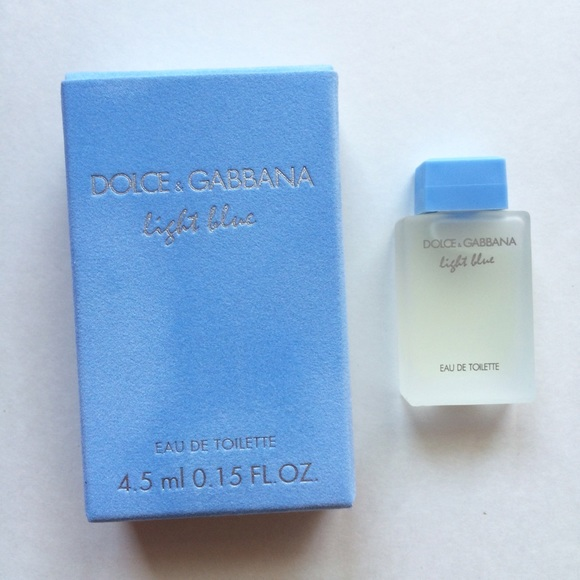 Dolce   Gabbana Other - Dolce   Gabbana Light Blue Mini Eau De Toilette 08467a9733c