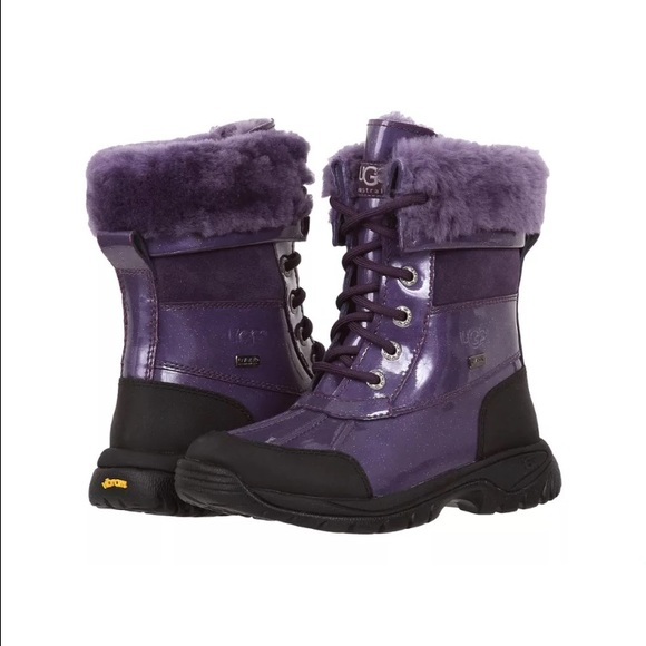 23% off UGG Other - Ugg Butte Big Kids size 6 Brand New Purple ...