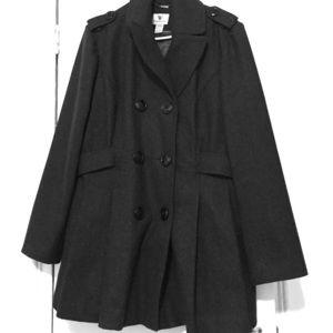 Worthington pea coat in XL