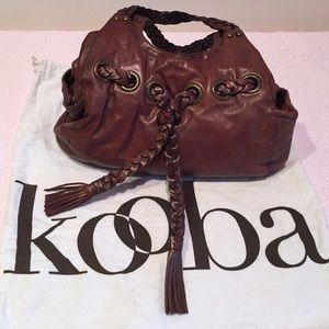 Kooba Handbags - 🌺HP🌺 Stunning Kooba Carla Italian Lambskin Hobo