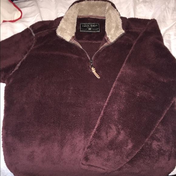 Jackets Over Poshmark Pull Grit amp  True Mens Coats Maroon wvqUS 13e098df80e9