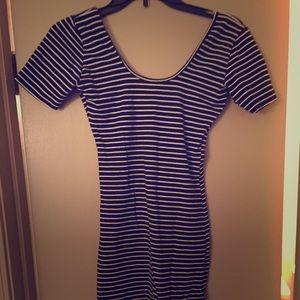 American Apparel Bodycon dress.