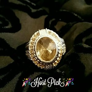 Judith Ripka  Jewelry - 🎉🎉HP🎉🎉Judith Ripka Ring - 925 Sterling