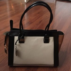 Giani Bernini Bags - Giani Bernini Florentine Glazed Leather Tote