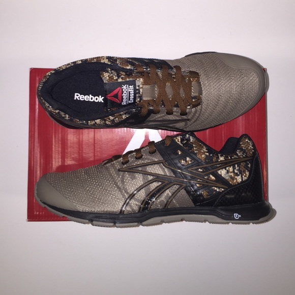 reebok camo crossfit shoes