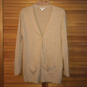 Old Navy Sweaters - Old navy tan cardigan | Size: L