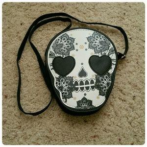Handbags - Vintage Skull Bag