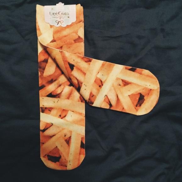 Accessories Fries Before Guys Socks Poshmark