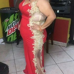 Plus Size Prom/ Evening dress