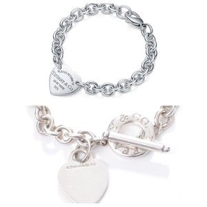 Tiffany & Co. Jewelry - Tiffanys Sterling Silver Bracelet Bundle - 7.25