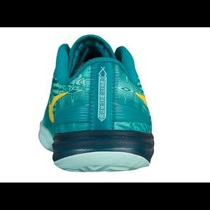 1ffbb8c11903 Nike Shoes - Nike Kobe Mentality Teal yellow Sz women 8   7Y