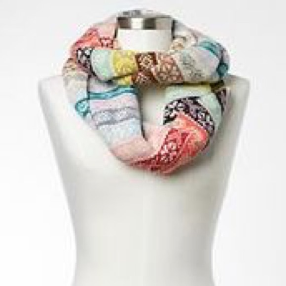 77% off GAP Accessories - Gap Fair Isle Scarf from Becca's closet ...