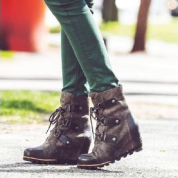 Joan Of Arctic Wedge Mid SOREL e3G5Fw7B5s