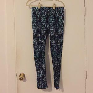 Bar III Pants - Bar lll patterned pants