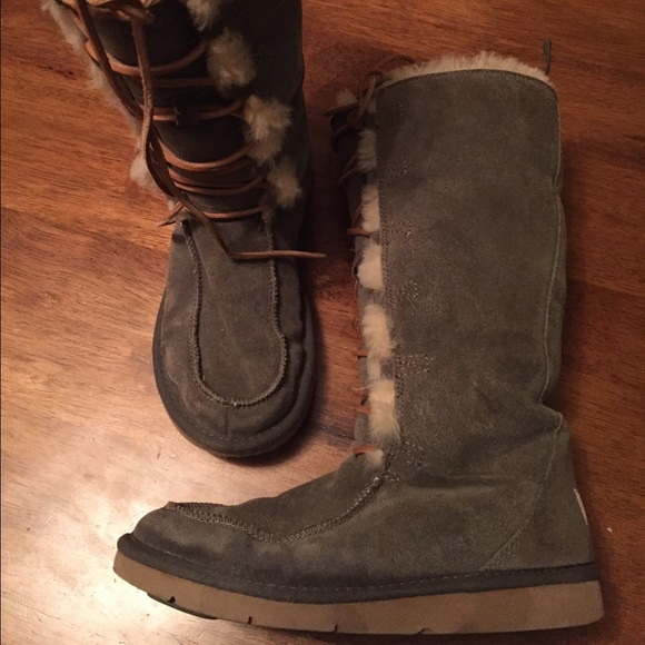 a7e06040329 sale lace up ugg boots cheap 5c441 b264a