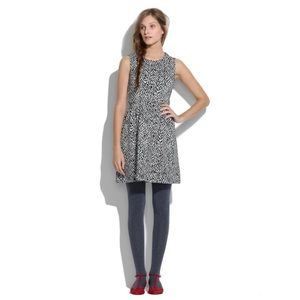 Madewell Duet Dress in Jagged