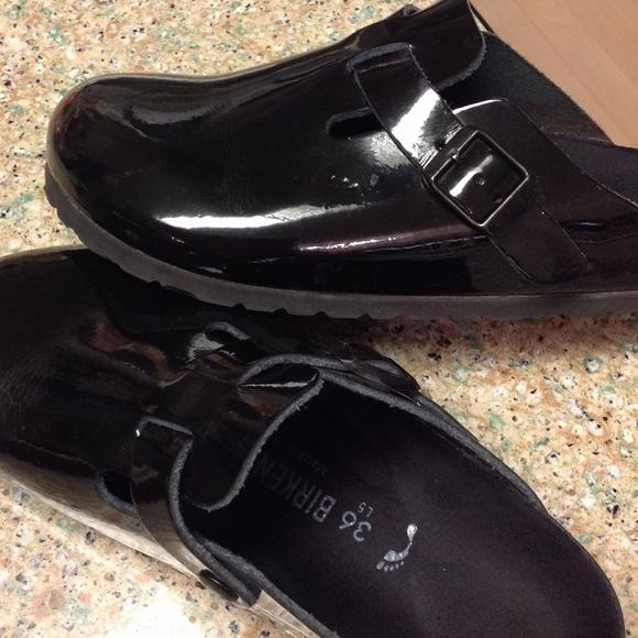 92 Off Birkenstock Shoes Birkenstock Boston Exquisite
