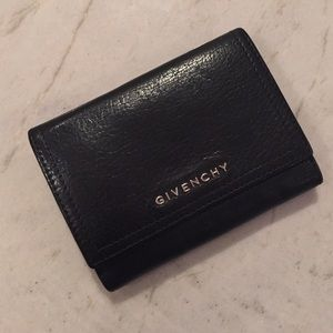 Givenchy Handbags - Givenchy Pandora French trifold wallet