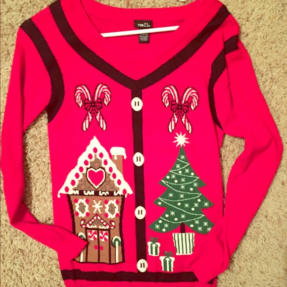 Rue21 - Rue 21 Ugly Christmas sweater from Katie's closet on Poshmark