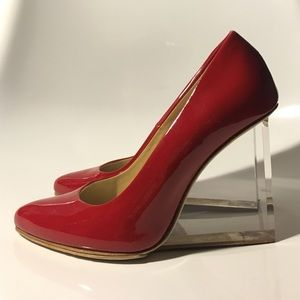 Maison Martin Margiela for H&M Shoes - Maison Martin Margiela for H&M red heels /pumps