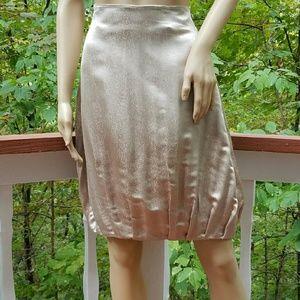 Giorgio Armani Dresses & Skirts - 💠SALE💠GORGIO ARMANI Silk Bld Bubble Skirt