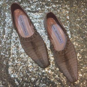 FLASH SALE Via Spiga Leather Loafer