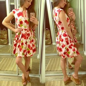 BB DAKOTA Floral Dress 