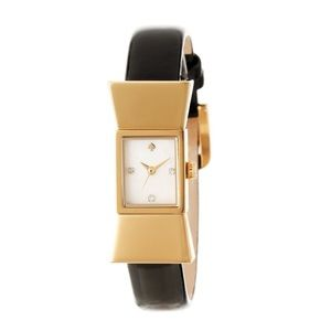 Price Drop ⚠️ Kate Spade // Gold Bow Watch