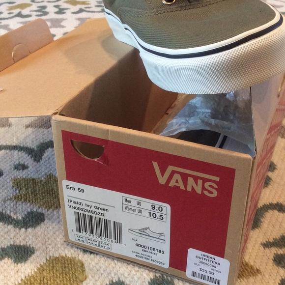Époque Vans 59 Sneaker Bloqué CKZ7RWF