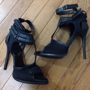 Zara Shoes - Zara Woman Sexy Sporty Heel 38 8 7.5