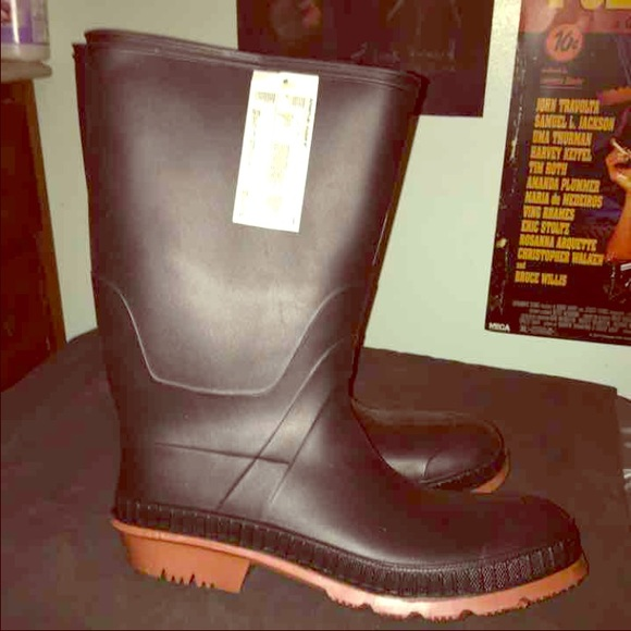 57% off American Apparel Other - American apparel rain boots size ...