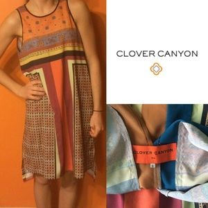 Clover Canyon dress small