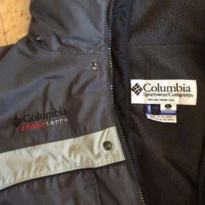 Columbia Cross Terra Core Interchange Heavy Coat