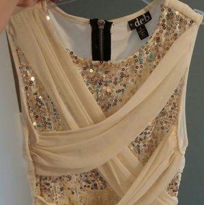 Deb Dresses & Skirts - Beautiful stunning dress!!