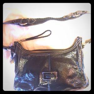 The Sak Handbags - 🛑LAST CHANCE🛑BLACK PEBBLE LEATHER BAG