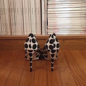 ALDO Shoes - Aldo polka dot pumps