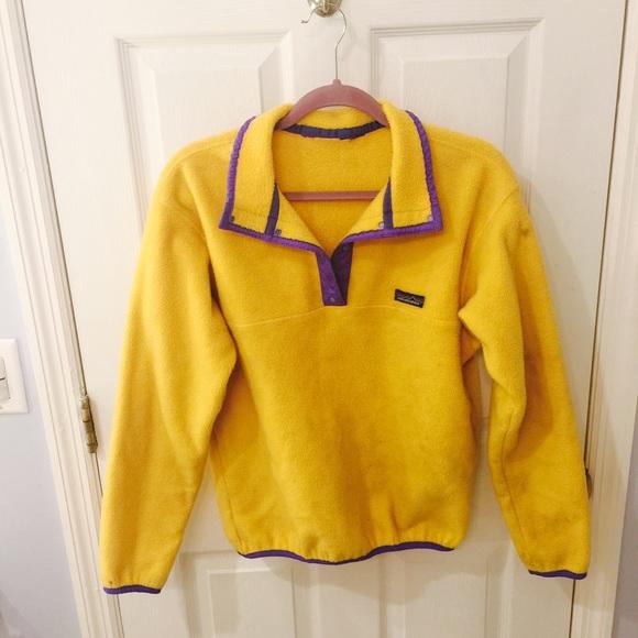 51% off Patagonia Jackets & Blazers - Vintage Patagonia Fleece ...
