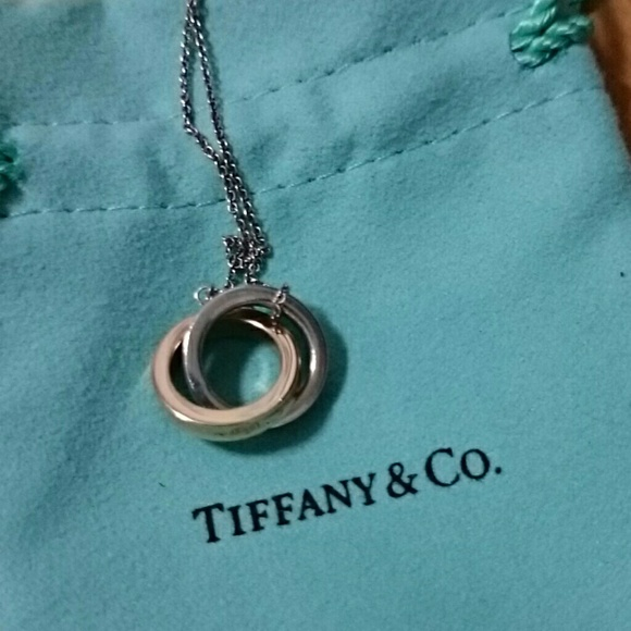 9402181f6 Tiffany and co interlocking rings necklace. M_565e3d3f6ba9e6f2cf04763c
