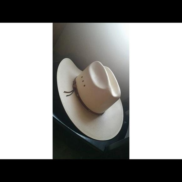 Stetson Ocala Straw Cowboy Hat 7 1 2 ed255f470d7