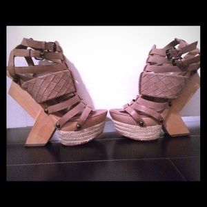 United Nude Shoes - United Nude wedges, size 37