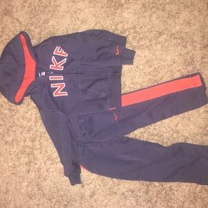 Nike Other - 2t boys Nike sweat suit