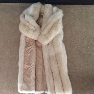 jackets coats arctic fox fur coat from neimanmarcus. Black Bedroom Furniture Sets. Home Design Ideas